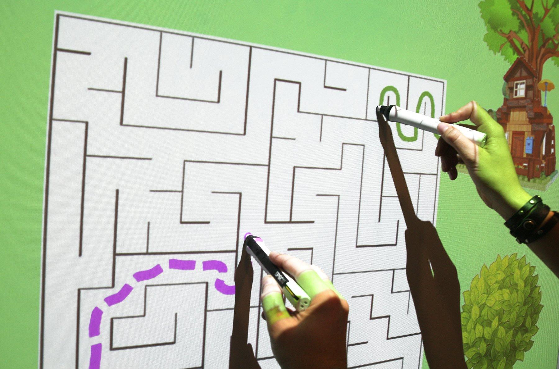 Интерактивному проектору – интерактивный софт! Часть первая: встроенное ПО и основные возможности - 1