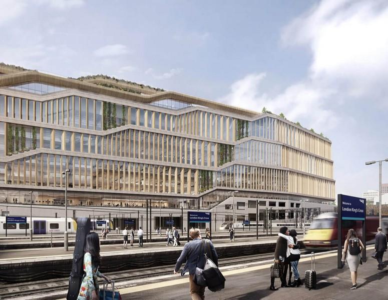 Google построит себе штаб-квартиру в Лондоне