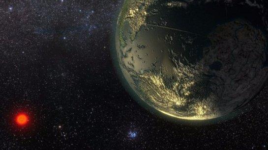 Звездный дождь препятствует появлению жизни на экзопланетах