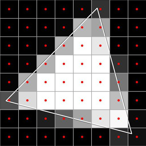 Алгоритмы антиалиасинга в реальном времени - 5