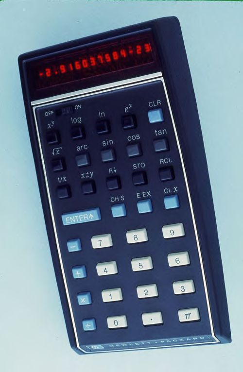 Разработка калькулятора HP-35: как создавалась инновация - 1