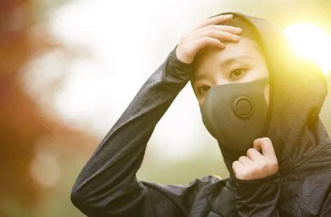 Обновленная защитная маска для лица Xiaomi Chi Light Haze Mask стоит $6