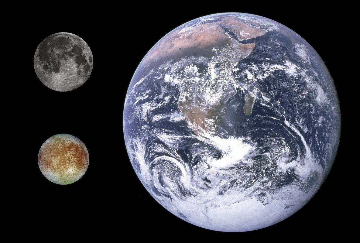 Поиск жизни в Солнечной системе - 4