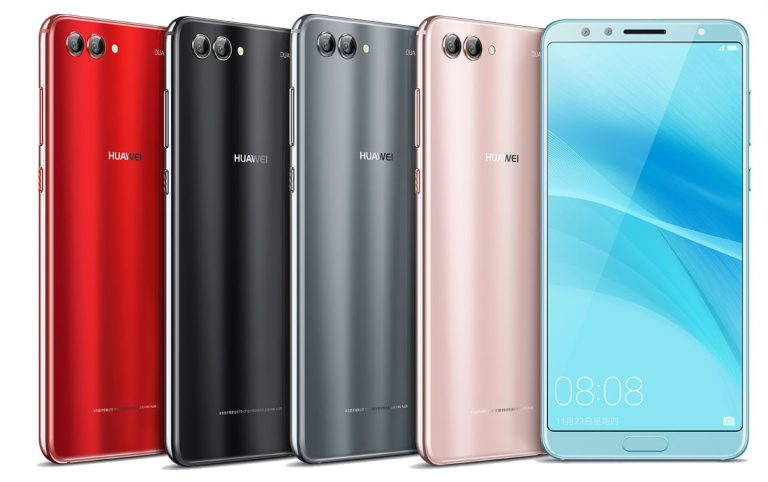 Смартфон Huawei Nova 2s оценён в 410 долларов