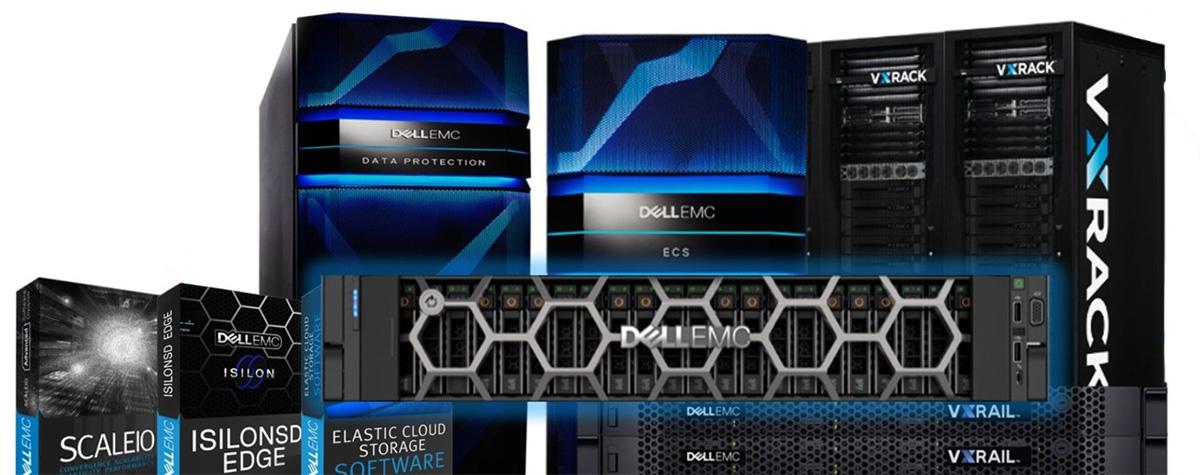 Созданы для ЦОД: новое поколение серверов Dell EMC PowerEdge и конвергентных систем - 1