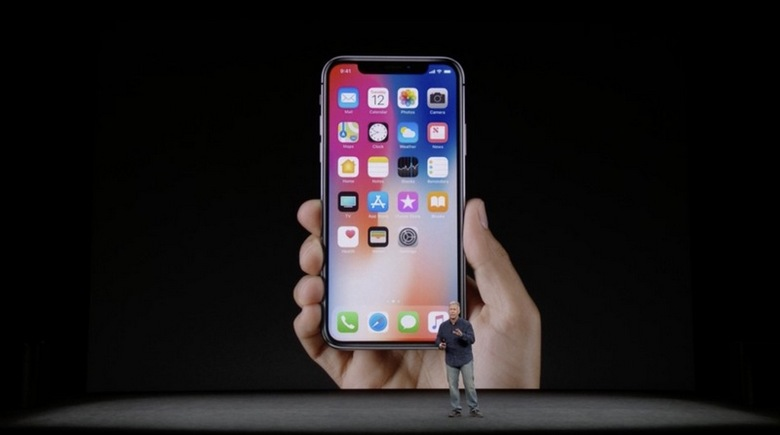 Cмартфон iPhone X