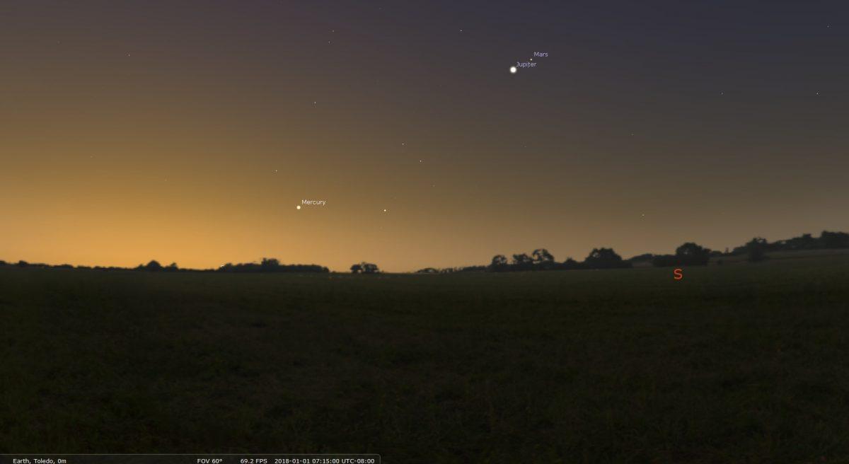 Спросите Итана: почему Меркурий не видно без телескопа? - 11