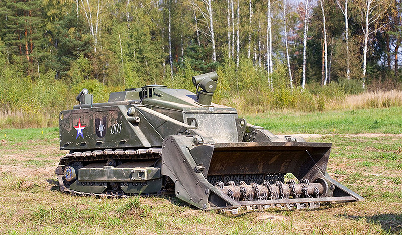 Военные роботы и их разработчики. Часть 2 - 10