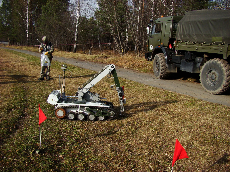 Военные роботы и их разработчики. Часть 2 - 16
