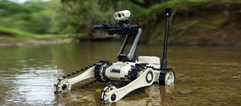 Военные роботы и их разработчики. Часть 2 - 19