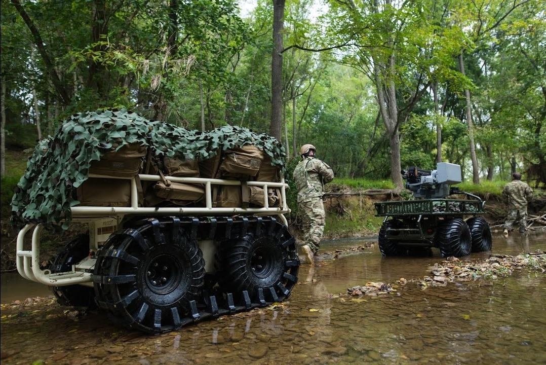 Военные роботы и их разработчики. Часть 2 - 21