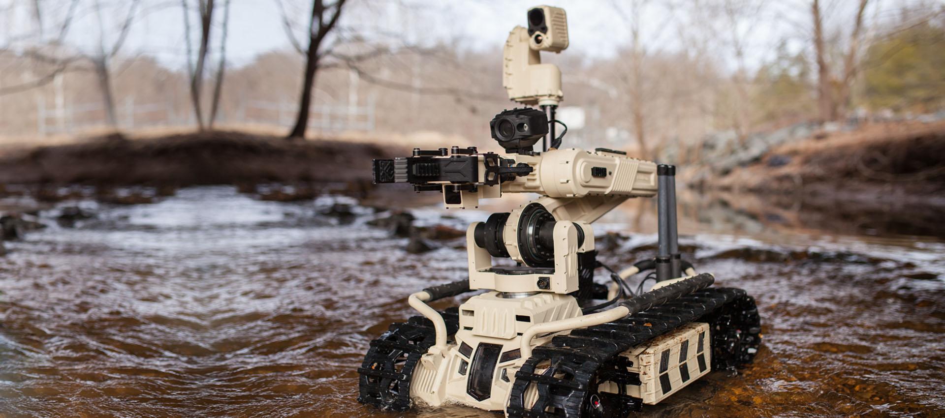 Военные роботы и их разработчики. Часть 2 - 22
