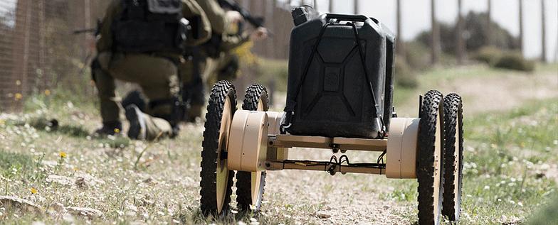 Военные роботы и их разработчики. Часть 2 - 24