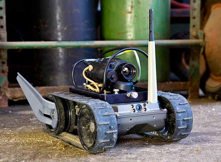 Военные роботы и их разработчики. Часть 2 - 3