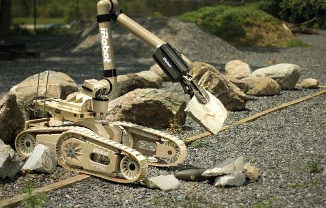 Военные роботы и их разработчики. Часть 2 - 4