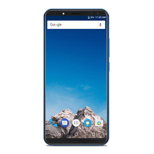 Полноэкранный смартфон Vernee X получит SoC Helio P23 и сдвоенную фронтальную камеру