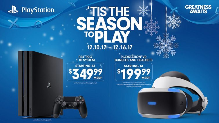 Гарнитура PlayStation VR подешевела на $100