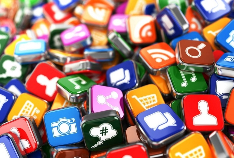 Пользователи всё больше тратят денег на мобильные приложения