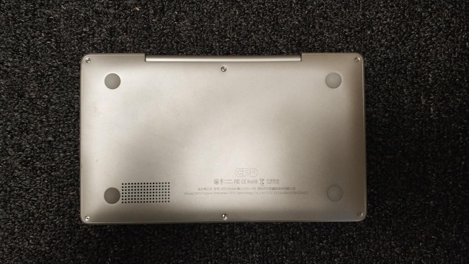 """Обзор миниатюрного 7"""" ноутбук GPD Pocket. Рабочее место сисадмина-программиста в кармане куртки - 3"""