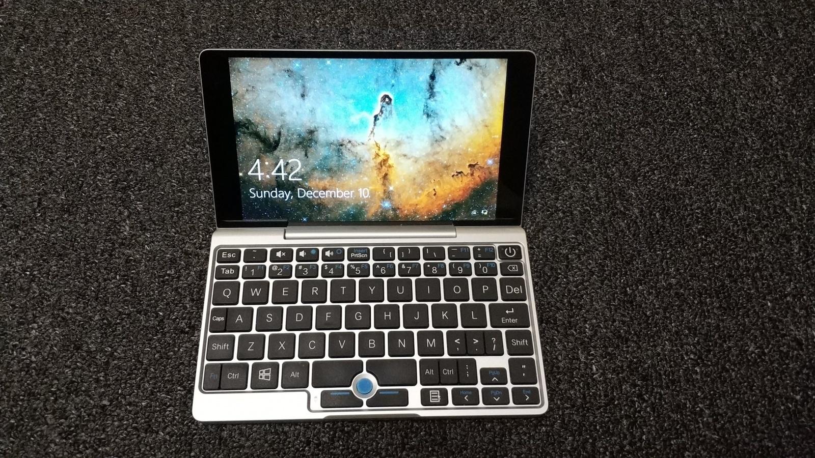 """Обзор миниатюрного 7"""" ноутбук GPD Pocket. Рабочее место сисадмина-программиста в кармане куртки - 6"""