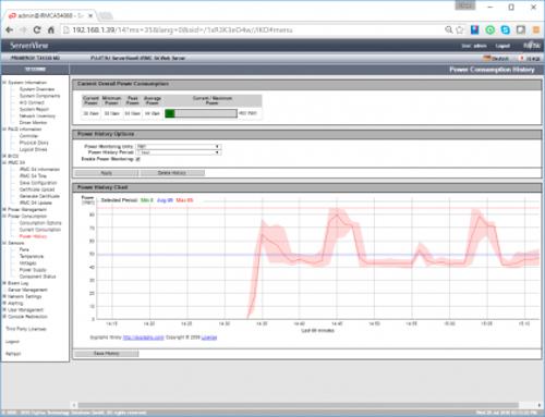 Обзор напольного сервера Fujitsu PRIMERGY TX1330 M3 - 3