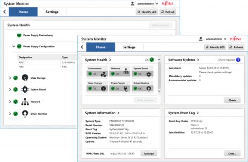 Обзор напольного сервера Fujitsu PRIMERGY TX1330 M3 - 4