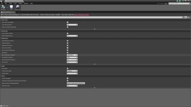 Туториал по Unreal Engine. Часть 1: знакомство с движком - 36