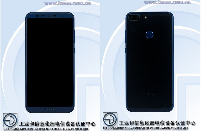 Смартфон Honor 9 Lite получит не самый ёмкий аккумулятор