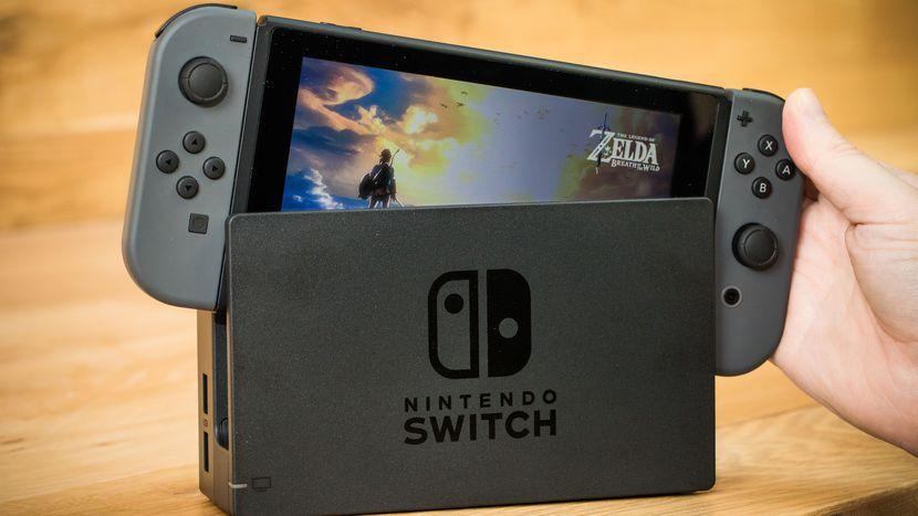 Switch назвали лучшим гаджетом 2017 года. Откуда такой успех - 5