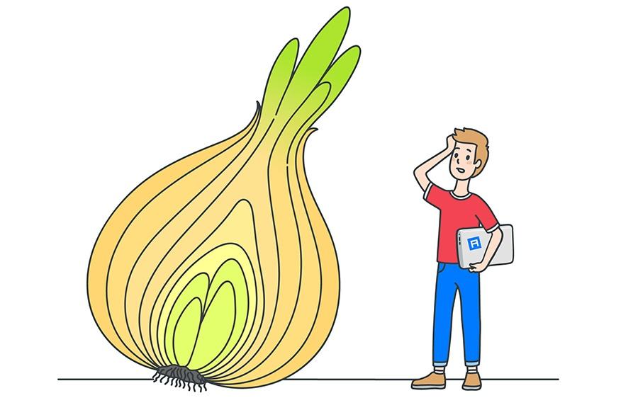 Как правильно чистить лук, или Почему разработка ПО выходит из-под контроля - 1