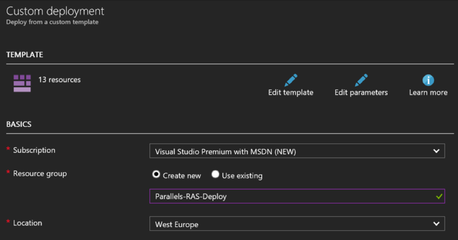 Развертываем Parallels RAS в Microsoft Azure за полчаса - 15