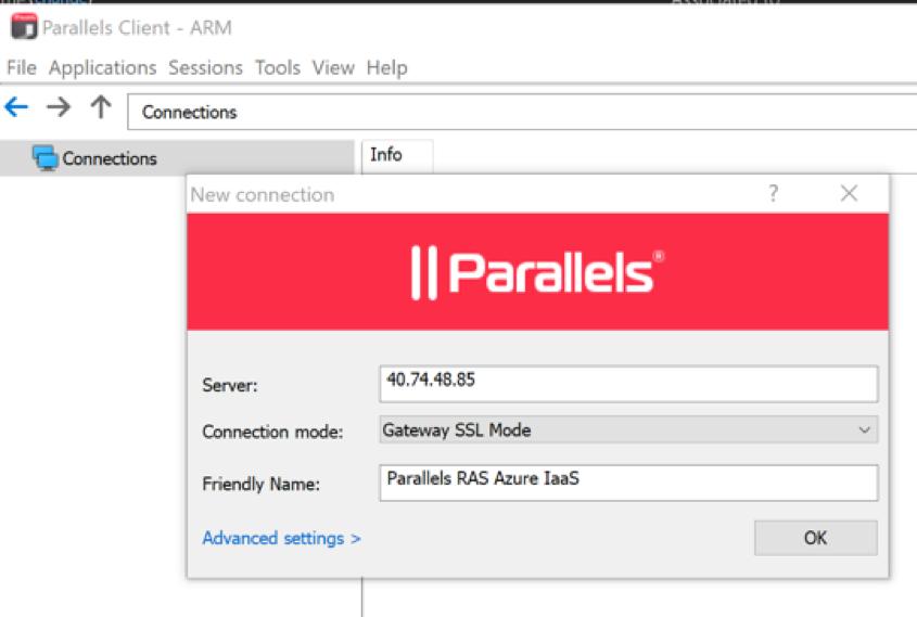 Развертываем Parallels RAS в Microsoft Azure за полчаса - 18