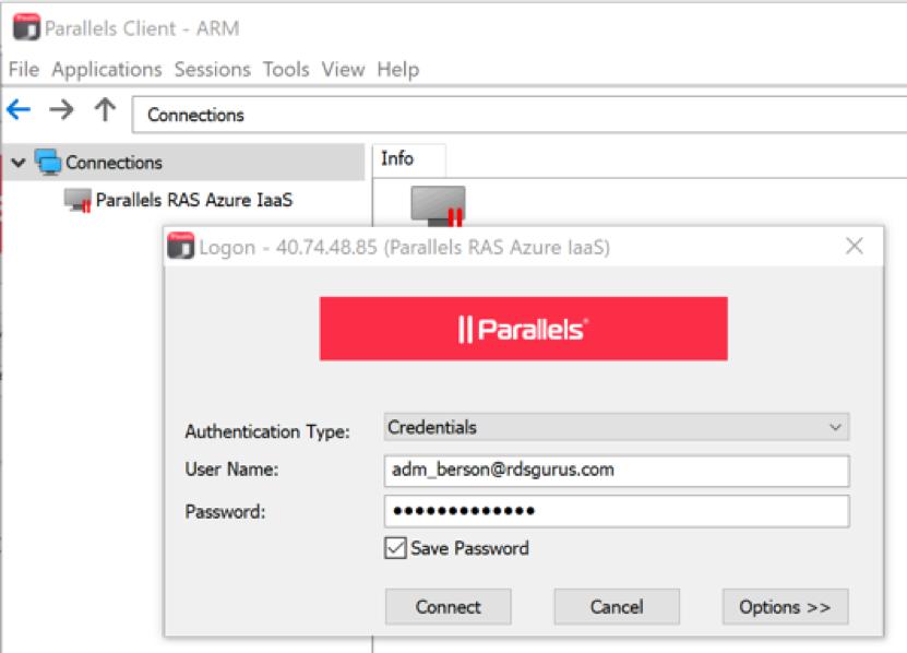 Развертываем Parallels RAS в Microsoft Azure за полчаса - 19
