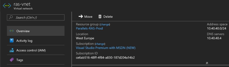 Развертываем Parallels RAS в Microsoft Azure за полчаса - 4