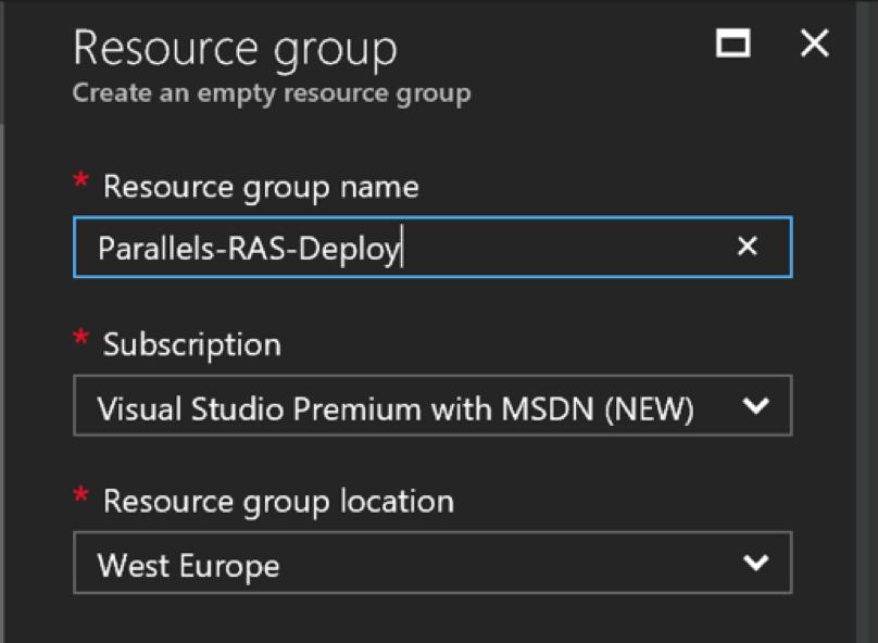 Развертываем Parallels RAS в Microsoft Azure за полчаса - 7
