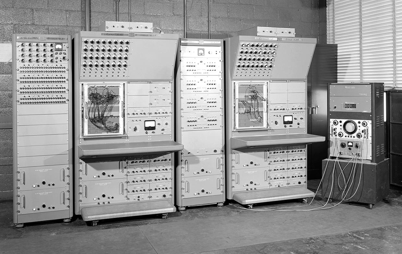 Современный вариант развития старых аналоговых компьютеров - 2