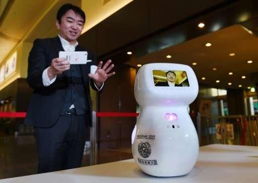 Япония хочет наполнить аэропорты роботами во время Олимпийских игр