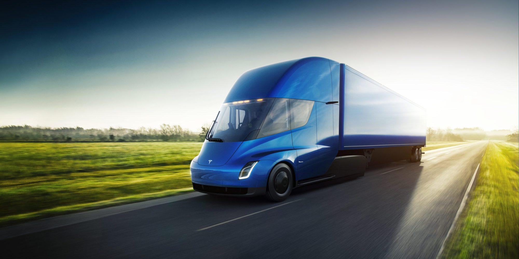 $59,000 на покупку электро-грузовика - 1