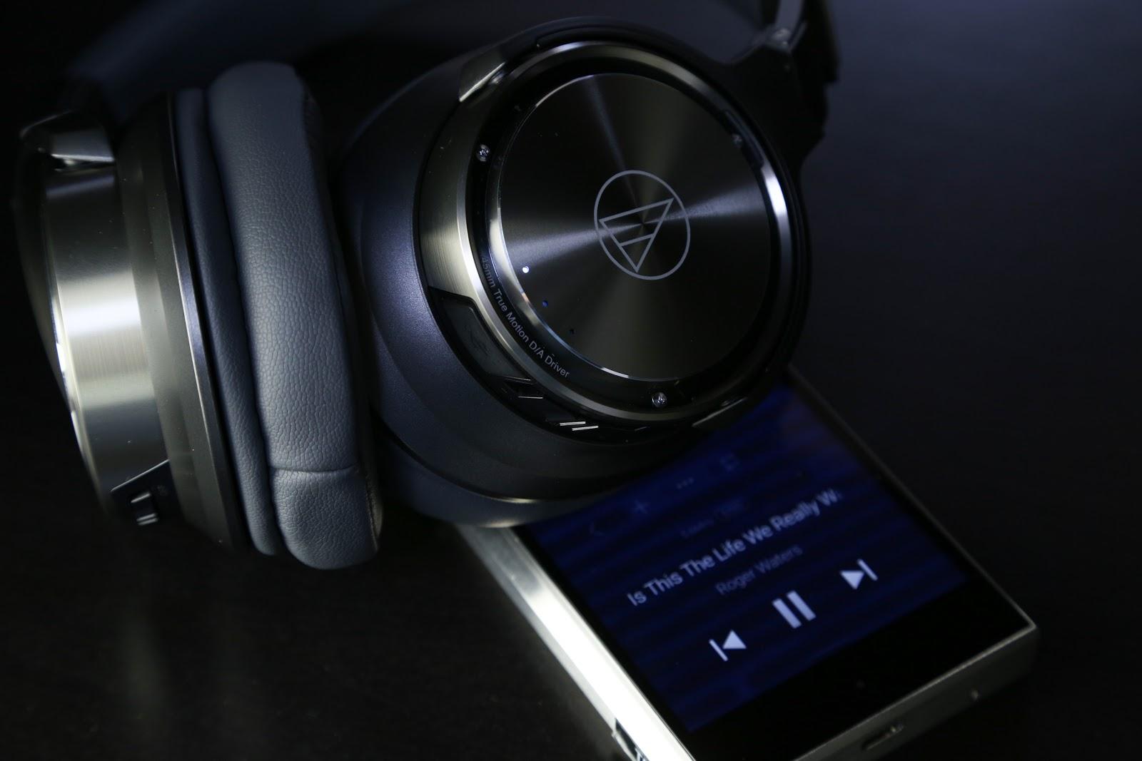 Короли без проводов: Audio-Technica ATH-DSR7BT и ATH-DSR9BT - 1