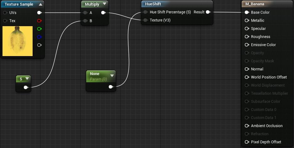 Туториал по Unreal Engine. Часть 3: материалы - 20