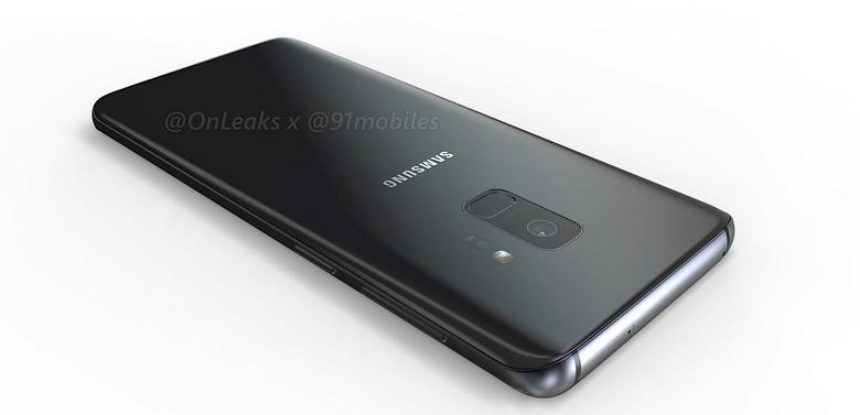 У Samsung Galaxy S9 будет одинарная камера