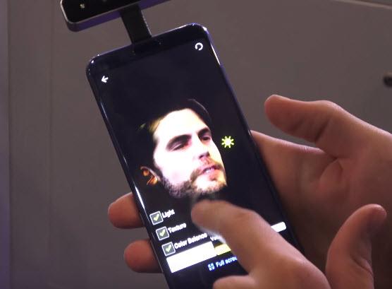 Huawei продемонстрировала систему фронтальных камер Point Cloud Depth Camera, которая может быть установлена в смартфоне Huawei P11