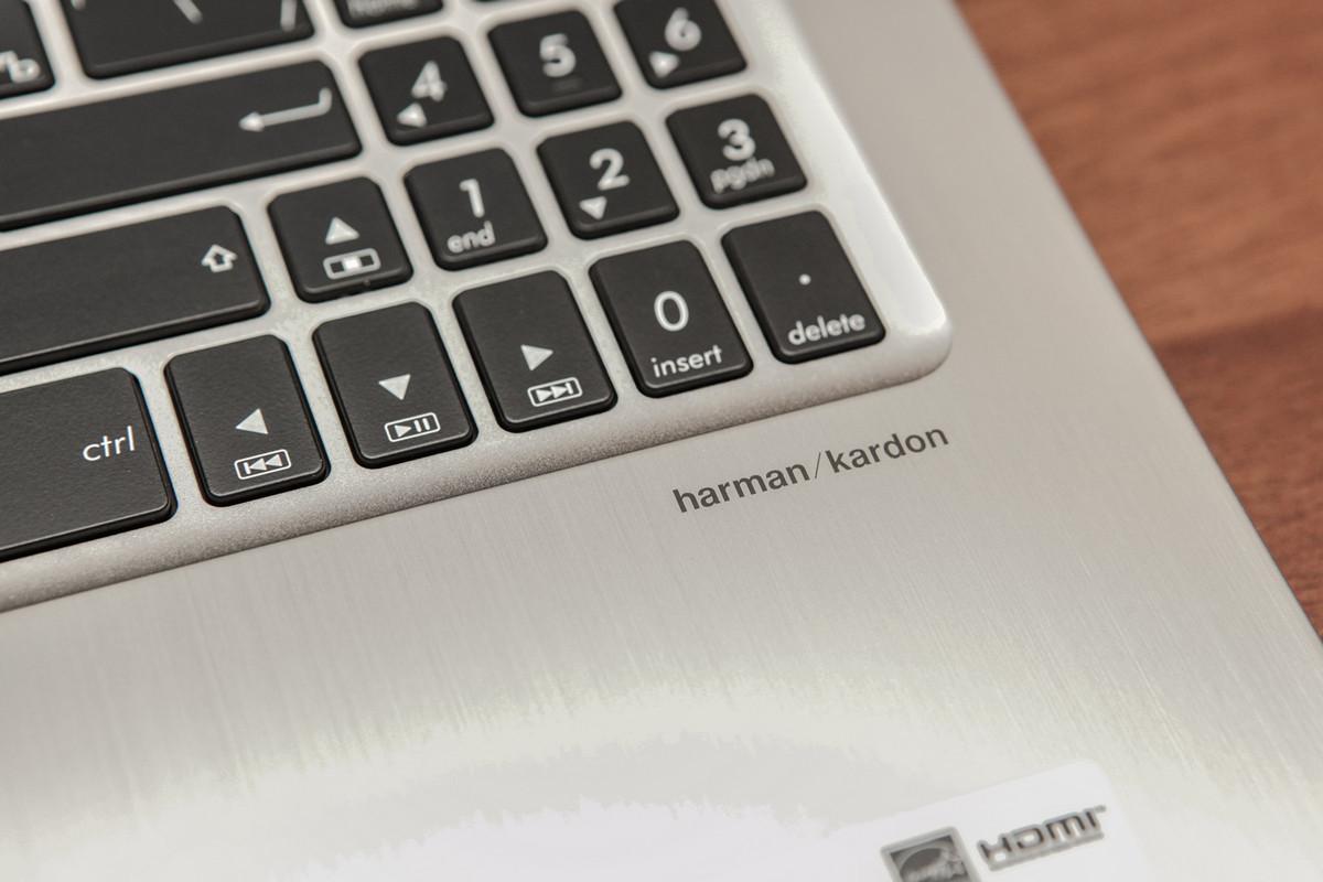 Обзор ноутбука ASUS N580VD - 15