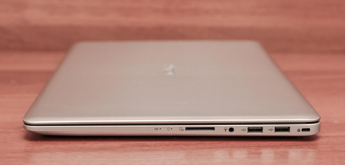 Обзор ноутбука ASUS N580VD - 6