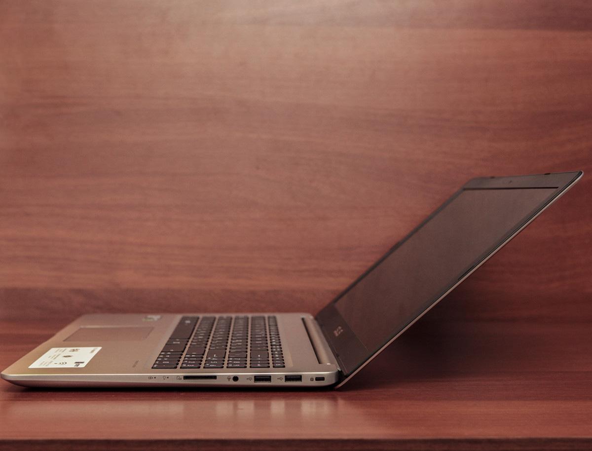 Обзор ноутбука ASUS N580VD - 9