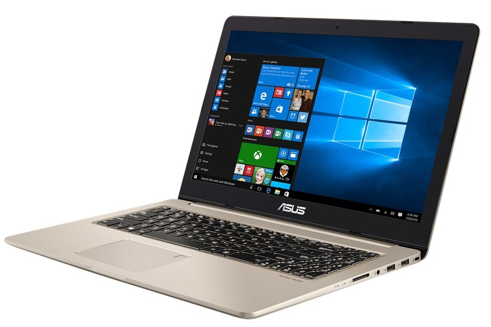 Обзор ноутбука ASUS N580VD - 1