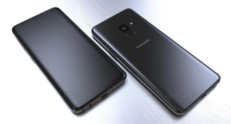 Опубликованы новые изображения Samsung Galaxy S9 - 1