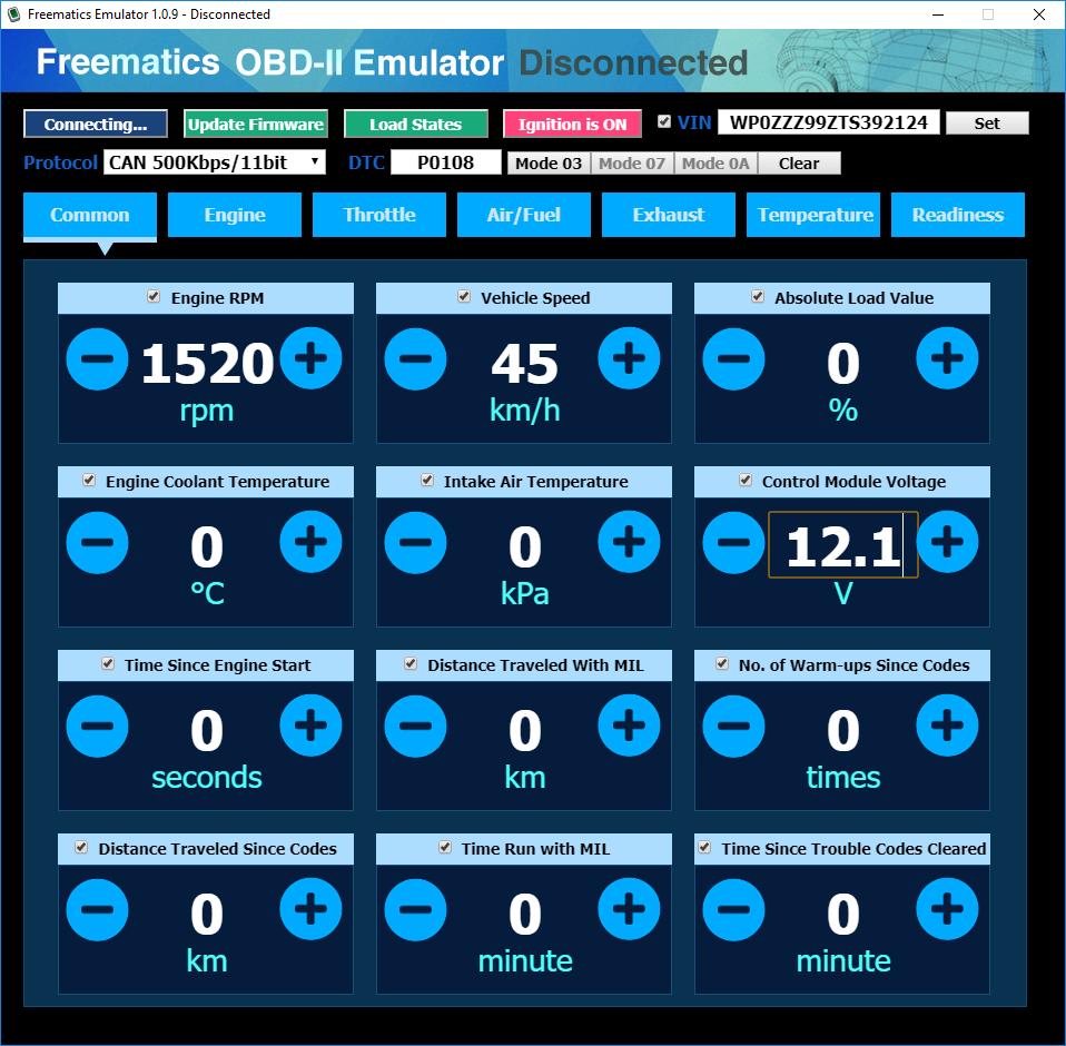 Разъем диагностики OBD-II, как интерфейс для IoT - 15