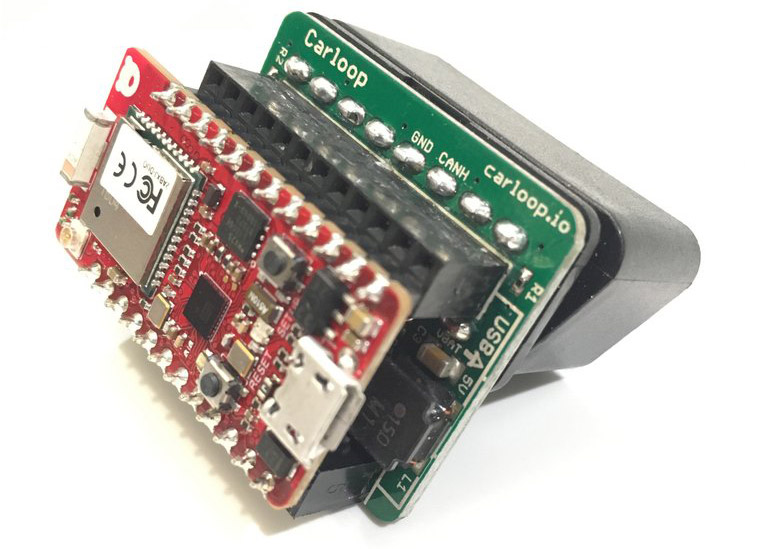 Разъем диагностики OBD-II, как интерфейс для IoT - 16