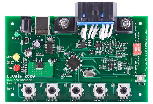 Разъем диагностики OBD-II, как интерфейс для IoT - 9